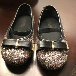Sparkle holiday shoes